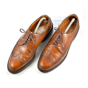 EXECUTIVE IMPERIAL Vintage Leather Wingtips